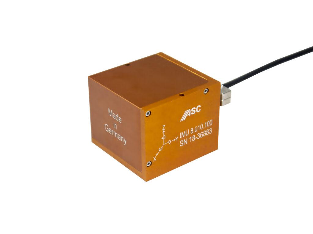 ASC Train Acceleration Sensors and Rotation Rate Sensors