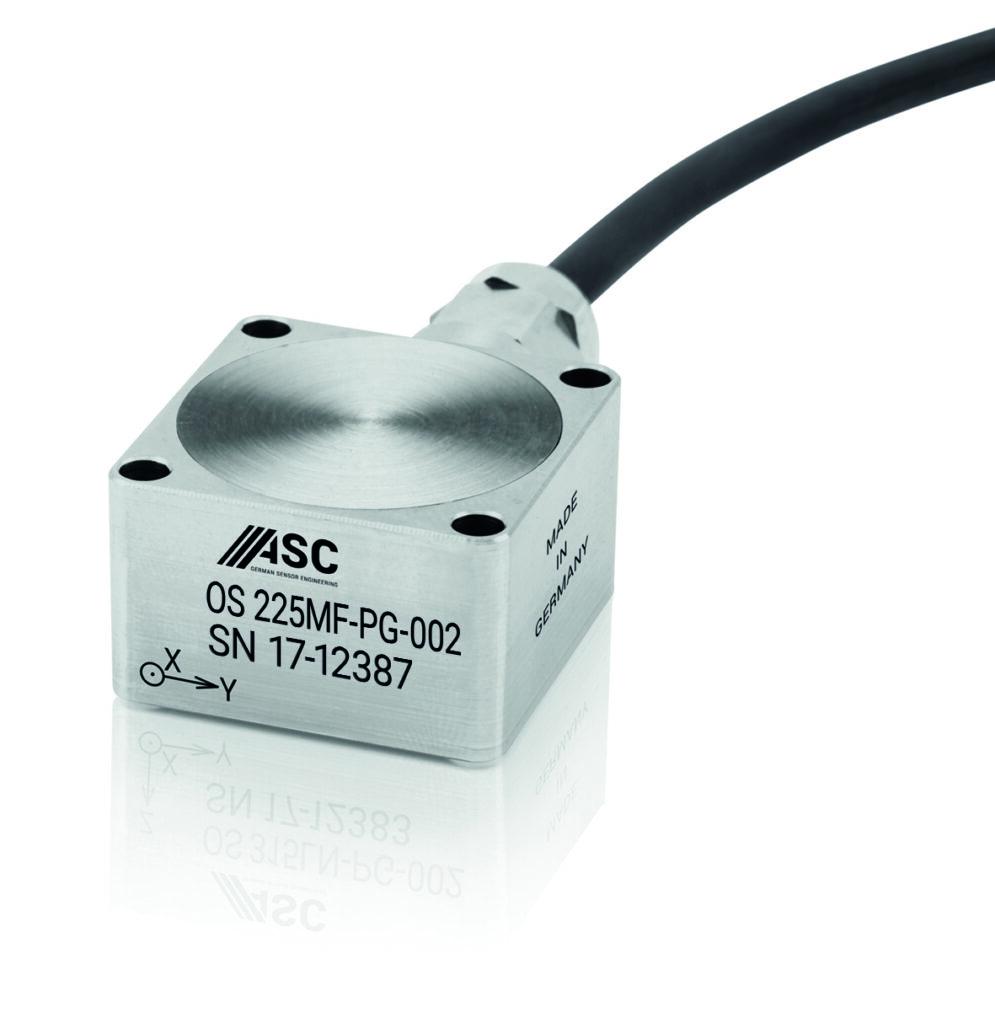 ASC Sensors for Bogie Monitoring