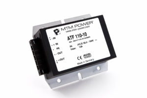 MTM Power Active Transient Filters