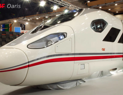 CAF High Speed Train