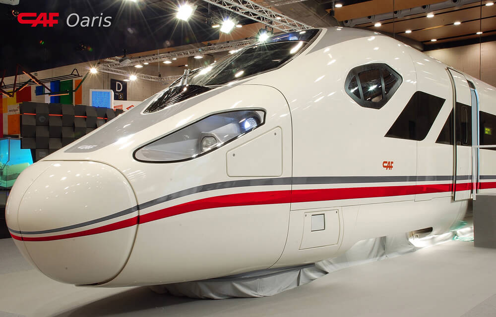 CAF – Oaris High Speed Train