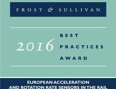 Award Winning Train Sensor Products