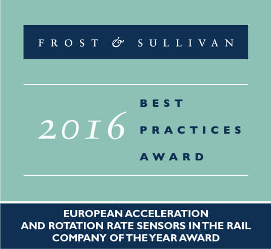 Award Winning Train Sensor Products