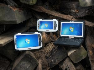 ALGIZ 7, ALGIZ 10X, ALGIZ XRW Handheld Rugged Computers