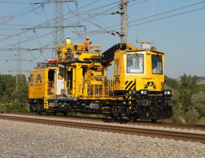 Catenary Maintenance Vehicles