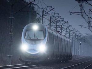 Alstoms regiolis picardie train set