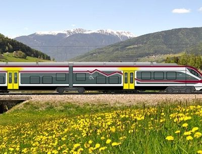 Alstom Supply Additional Trains to Trenitalia
