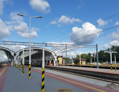 Alumast Cares About Safety in Rail Infrastructure