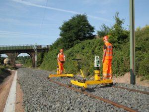 Amberg Rail Tamping VMS3000