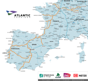 Europe: Atlantic Freight Corridor Extends to Germany
