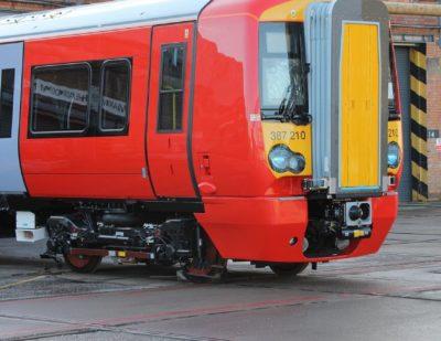 UK: Gatwick Express Class 387/2 ELCTROSTARs Enter Service