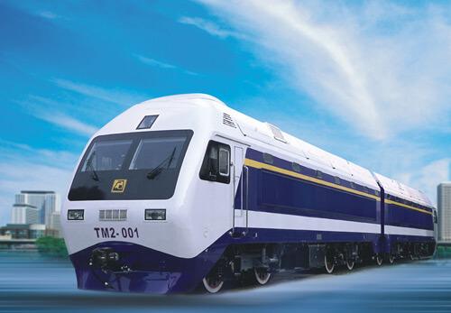 CSR E-loco Supply Sign 2.6 Billion Rand Electric Locomotive Contract