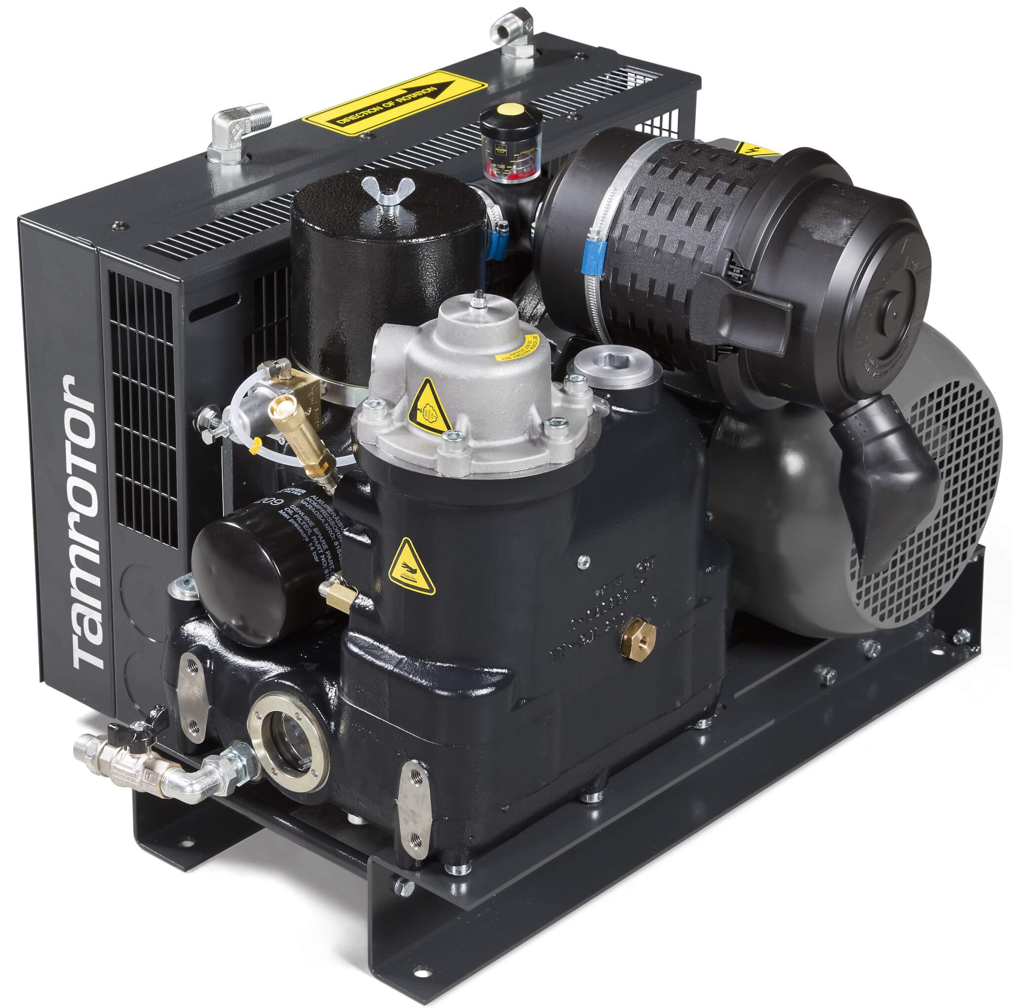 CT6 Compressor