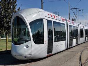 Alstoms citadis tram