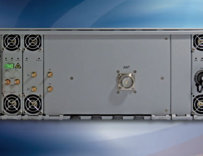 CommScope ION-M in Train and Tunnel