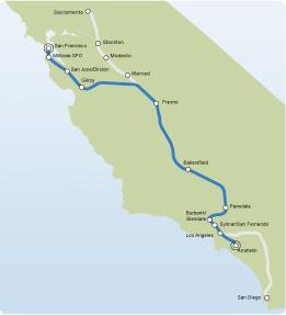 Concerns surround approved Californian rail project