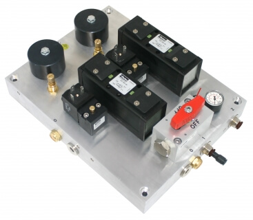 Rail Vehicle Coupling Control System