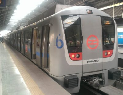 India: Ahmedabad Metro Line 2 Begins Construction