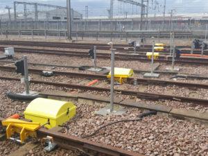 Rail Side Derailers