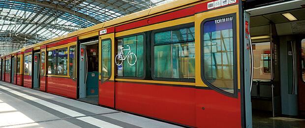 Pintsch bamag doors on a train.