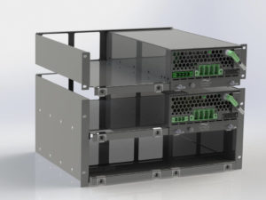Rail Approved Power Modules