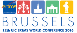 Europe: 12th UIC ERTMS World Conference 2016