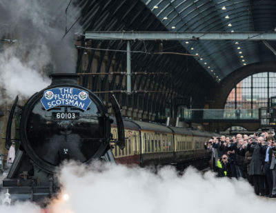 Flying Scotsman Cleared to Continue UK Tour