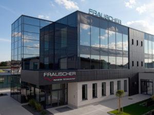 Frauschers main campus in Austria