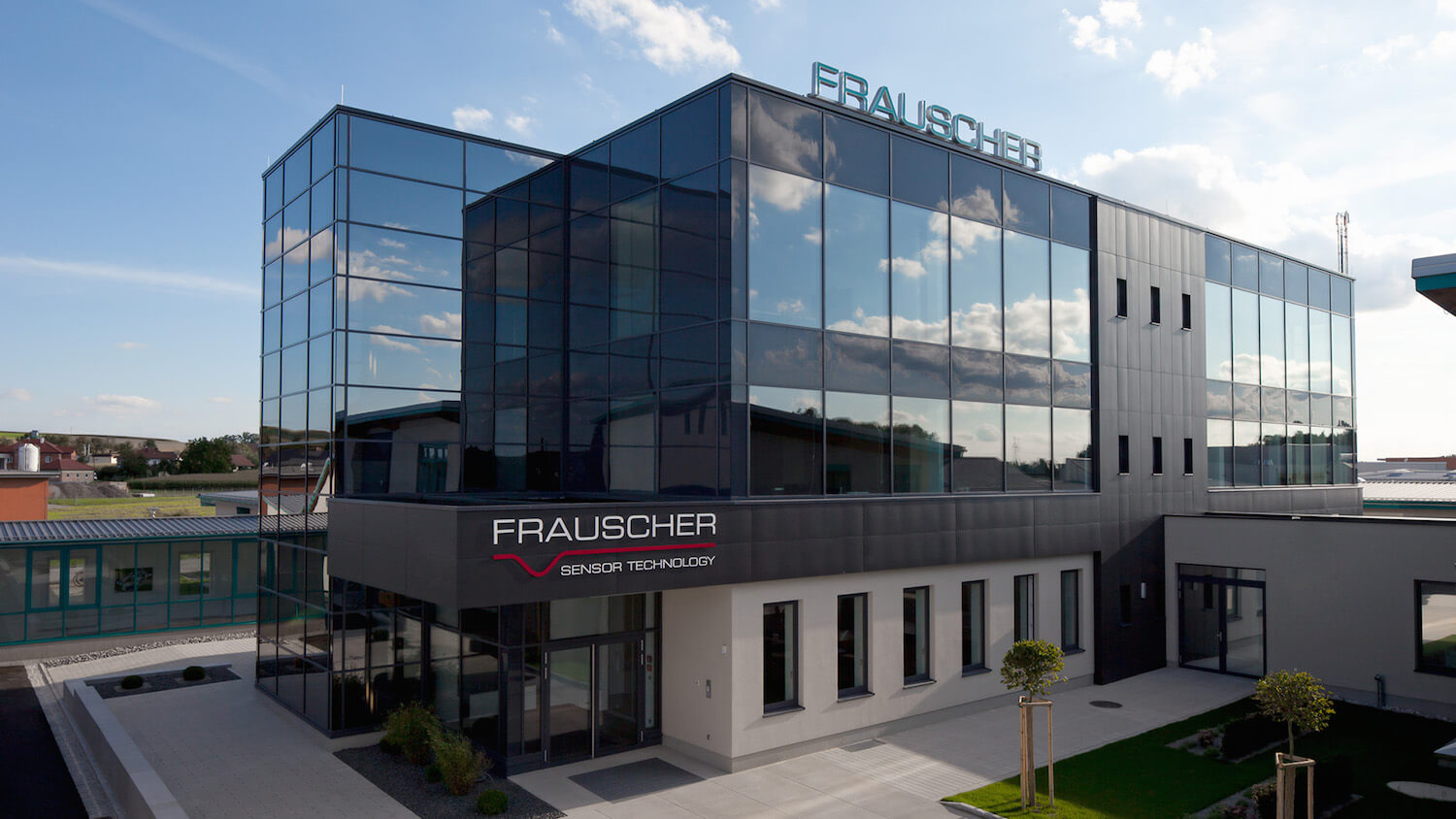 Frauscher's main campus in Austria
