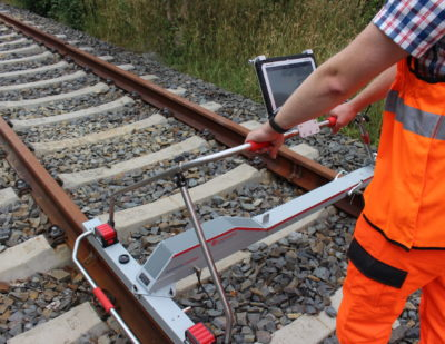 GOLDSCHMIDT Track Measurement and Services