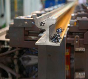 GOLDSCHMIDT Weld-Tempering of New Rails