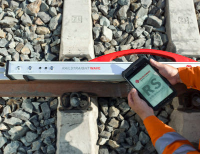 RAILSTRAIGHT Measurement Devices