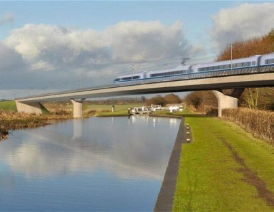 HS2 Names £900m Enabling Works Contracts