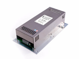 High Voltage Converters for Railway Applications