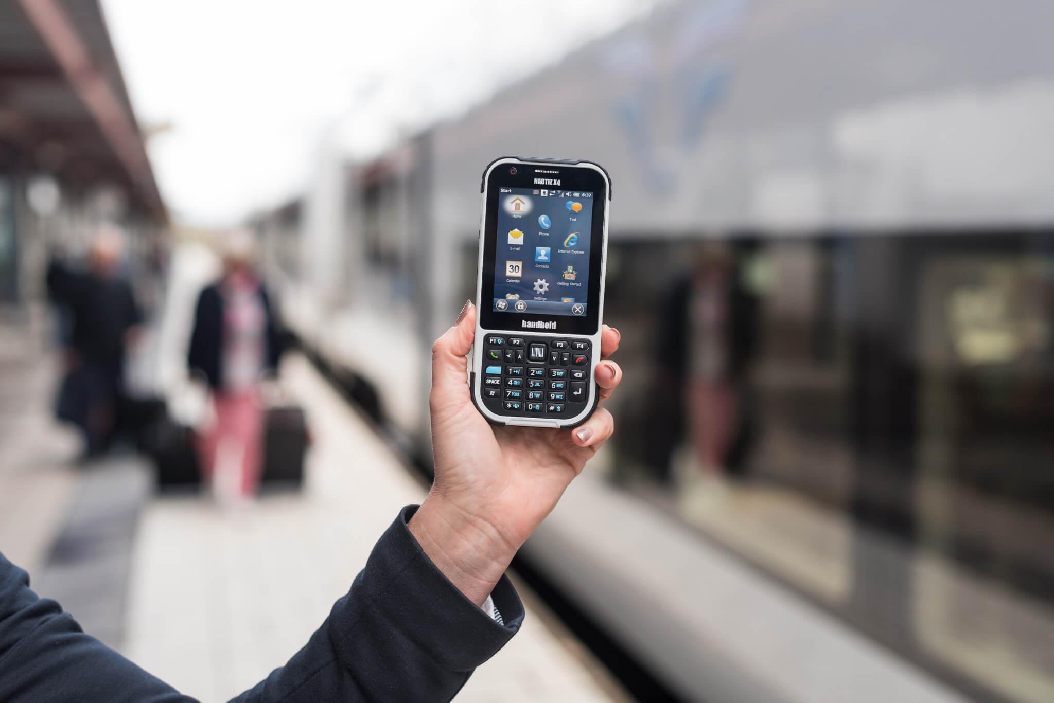 Nautiz X4 eTicket Pro II for Public Transport