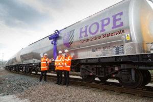 UK: Hope Construction Unveils New VTG Designed Wagons
