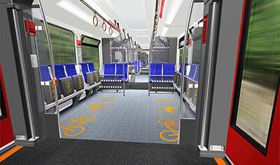 Germany: S-Bahn Berlin Orders up to 1,380 Vehicles