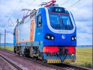 Alstoms KZ4AT Locomotive