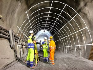 Railway & Tunnel Surveying