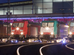 Rolling stock lights