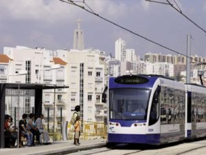 Light Rail Transit System