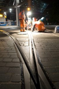 Maintenance for Tracks and Switches