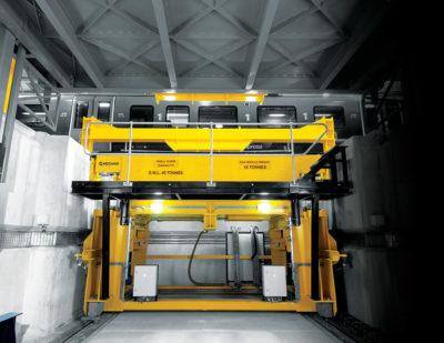 Mechan Bogie Drop Siemens Ardwick