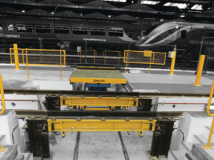 Mechan Under Car Equipment Removal Northern Rail 2