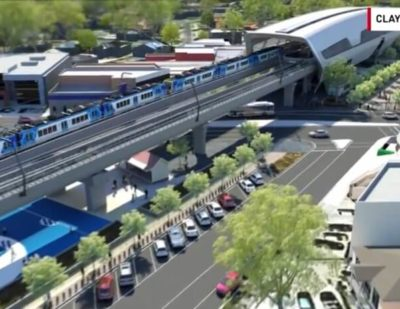 Australia: Melbourne Suburban Rail Plans Unveiled