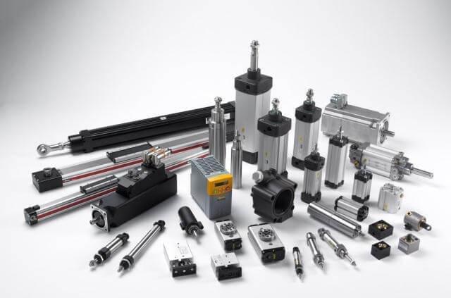 Pneumatic Actuators and Electromechanical Actuators
