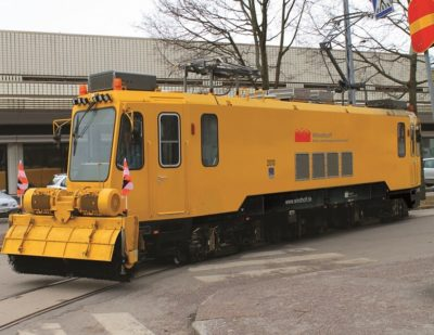 Rail Grinding Vehicles