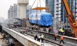 Rapid Metro Rail trials set to begin