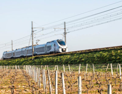 Alstom Rgiolis Homologated to Circulate on the