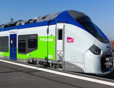 Regiolis Picardie Dual Mode Trainset 1